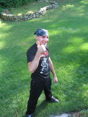 Photos from the 2004 Annual Gallon Challenge